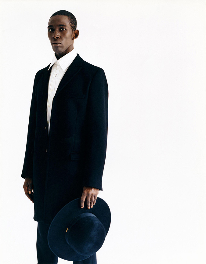 """Urban Amish"" fashion story for Paper Magazine"