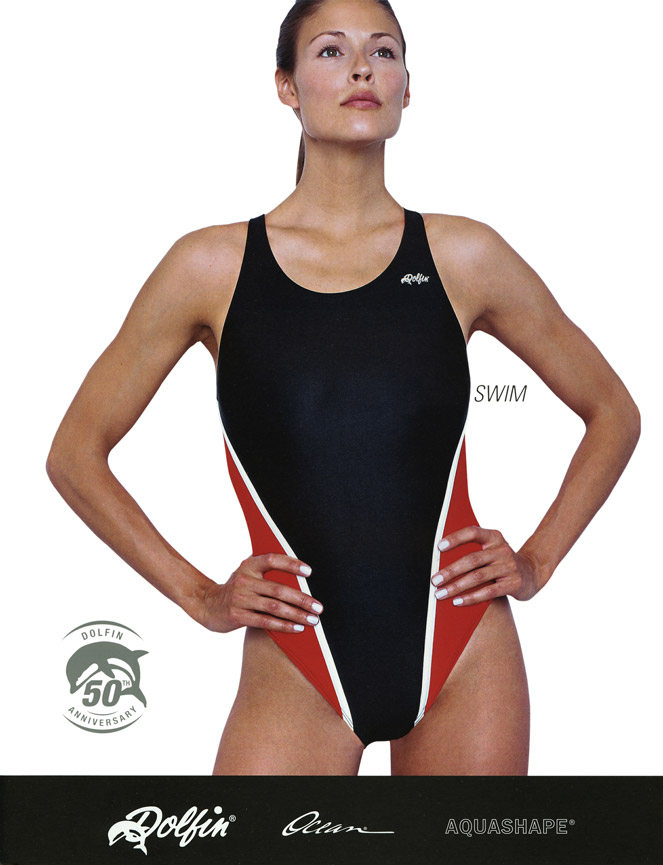 Ad & Dolfin Swimwear Catalog Cover