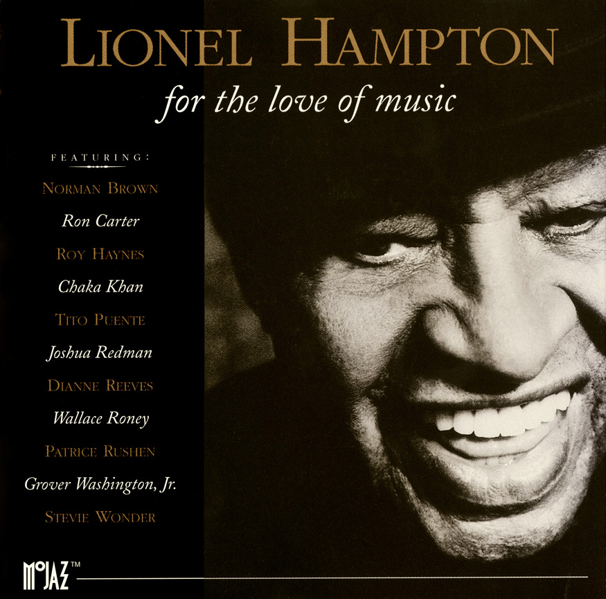 Lionel Hampton CD cover