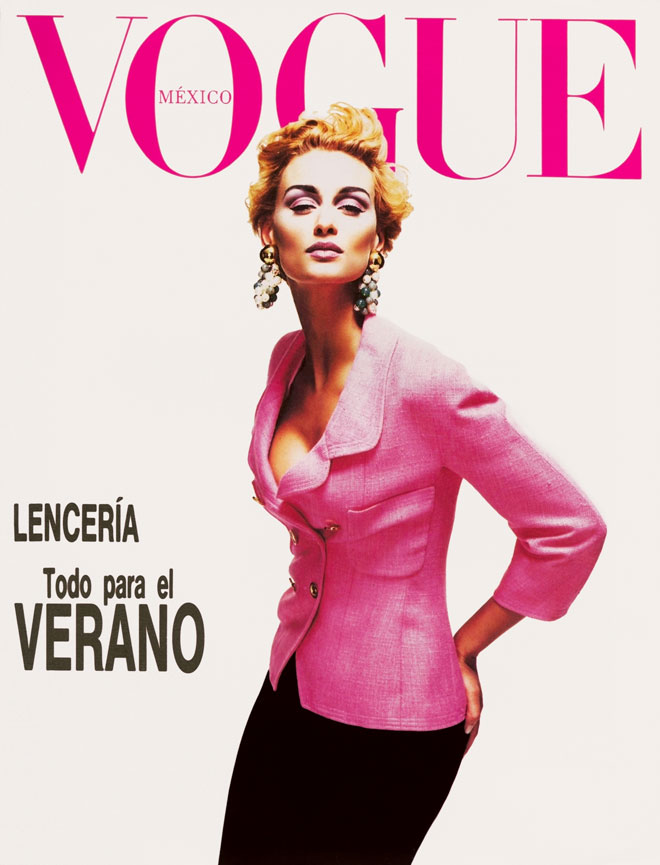 Aly, Vogue Mexico Cover